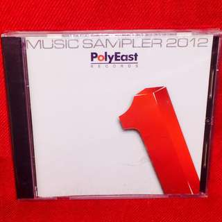 2012 Music Sampler 1 (Polyeast)