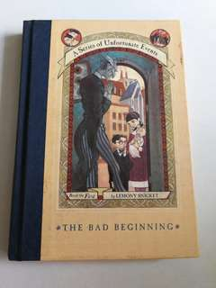 A Series of Unfortunate Events - The Bad Beginning