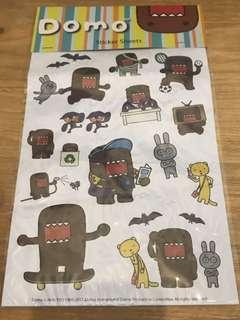 Domokun Stickers