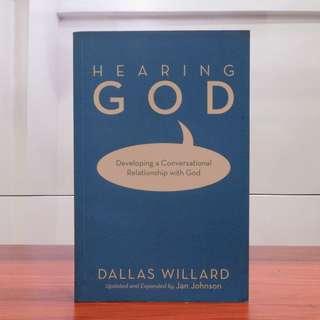 Hearing God by Dallas Willard