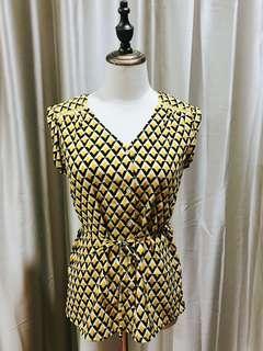90% NEW! NICHII Fashion Blouse
