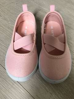 Baby Shoes- Carter brans new (size 6)