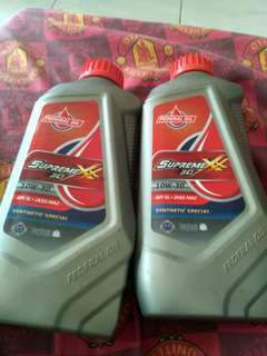 OLI MESIN FEDERAL SUPREME XX 1 LITER