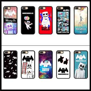 Marshmello Iphone Covers / Cases ( D1 )