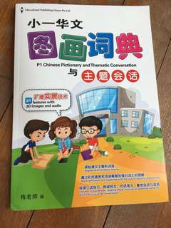 P1 chinese Pictionary and thematic conversation