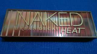 Authentic Naked Urban Decay Heat