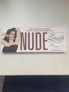 TheBalm Nude-dude eyeshadow palette