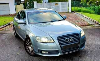 Audi A6 for as low as $62 a day!