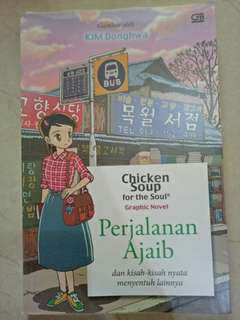 Chicken Soup For The Soul ( Perjalanan Ajaib)