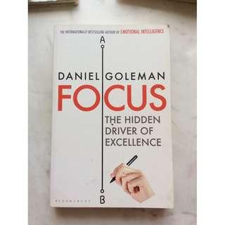 Focus by Daniel Goldman