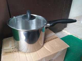 Supra deep fryer (panci deep fryer)