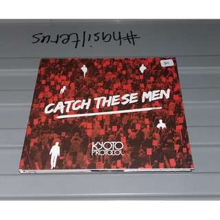 KYOTO PROTOCOL - Catch These Men (CD, Album)