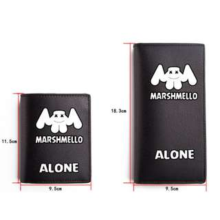 Marshmello Wallets ( D1 )