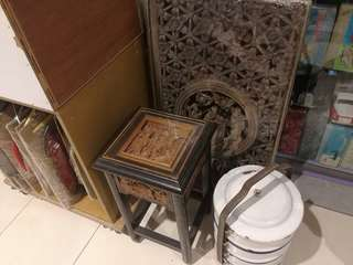Antiques for sale at Havelock 2 #03-27. Clarke Quay MRT exit.A