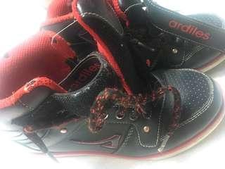 Sepatu Ardi les anak uk 36