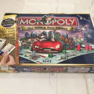 Monopoly: The Here & Now Edition