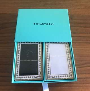 Tiffany's 2 deck of cards