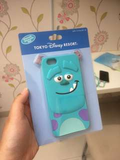 REPRICE CASE IPHONE 6/6s SULLEY OFFICIAL DISNEY MERCH
