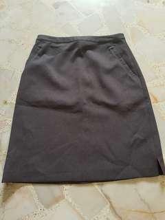 Dano formal work Skirt