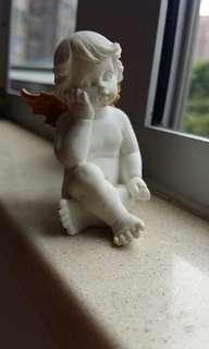全石膏精緻小天使(1)