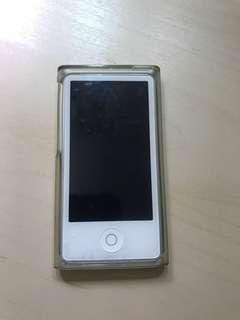 Apple Ipod Nano 7 16GB Silver