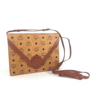 Authentic MCM Vintage Shouler  Bag