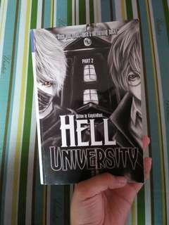 Hell University Part 2