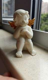 全石膏精緻小天使(3)