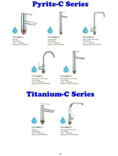 Grade A solid quality materials &  Heavty-Weight Faucet,  Shower Mixer/Sink/Basin/ Tap
