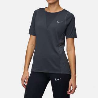 Nike WMNS Dri-Fit Zonal Cooling Running Tee (Size S)