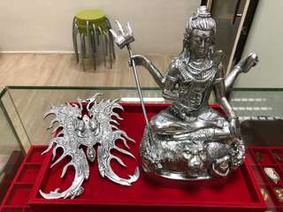 Lord Shiva Bucha 5 inches