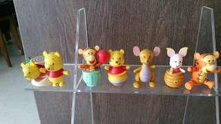 Disney wooden figurine