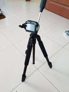 Nikon D300s with lens