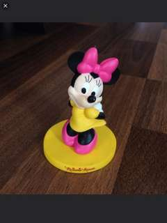 Authentic Disney Minnie Mouse Pen/ Pencil Holder from Hong Kong