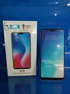 Vivo V9 Bunga 0% Kredit
