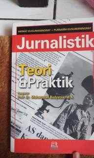 JURNALISTIK TEORI DAN PRAKTIK