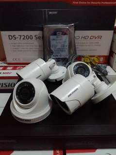 Cheapest CCTV package
