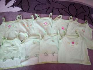 Assorted baby clother all in 60pcs