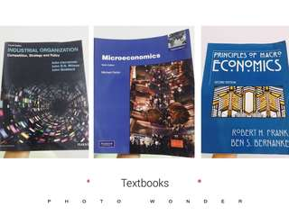 Economic Textbooks