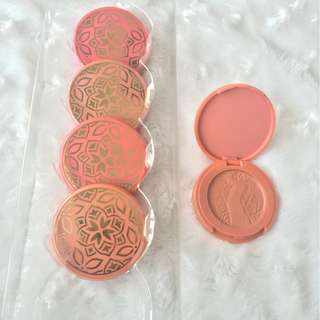 Tarte Blush Traveled