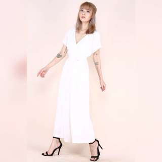 YHF Smarter Culottes in White
