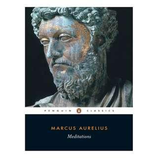 Meditations (Penguin Classics) by Marcus Aurelius, Diskin Clay
