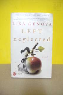 Left Neglected - Book