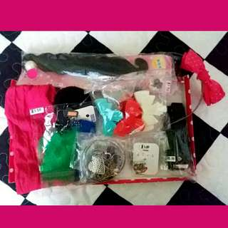 All for $4 Ladies/Girls Accessories
