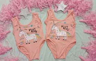 Mommy and baby swimsuit