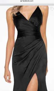 Bariano formal gown