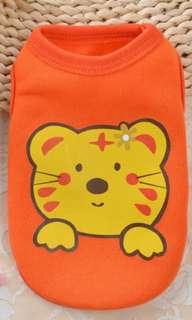 Pet clothing L size