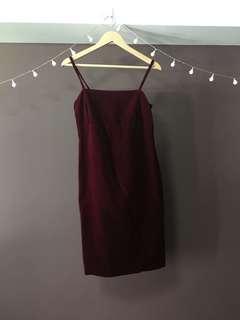 Flattering cocktail dress
