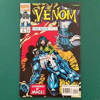 Venom the Mace No.1-3 comics