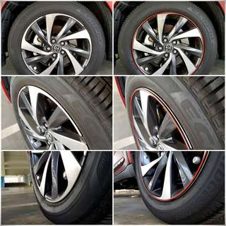 Rim Protector New Gen (Not rubber)